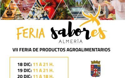 VII FERIA DE PRODUCTOS AGROALIMENTARIOS SABORES ALMERÍA