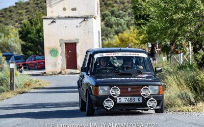 VII Rally Valle del Almanzora – Sierra Filabres